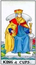 Король кубков значение в гадании